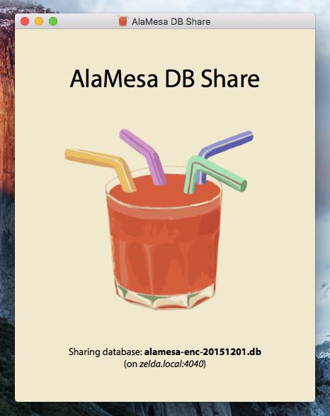 AlaMesa DB Share